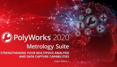 Phần mềm InnovMetric PolyWorks Metrology Suite 2020