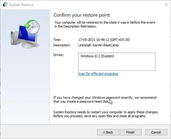 Sửa lỗi Thanh Taskbar không thể nhấp vào được trong Windows 10