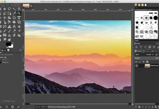 Cách thay đổi kích thước nhiều hình ảnh bằng GIMP trong Windows 10