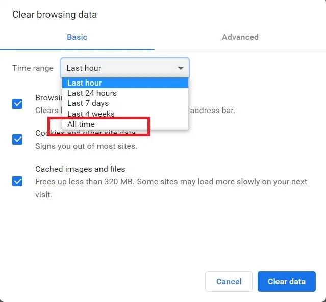 Kiểm tra chính tả của Google Tài liệu bị lỗi
