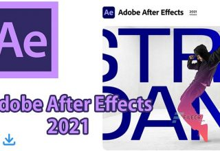 Phần mềm Adobe After Effects 2021