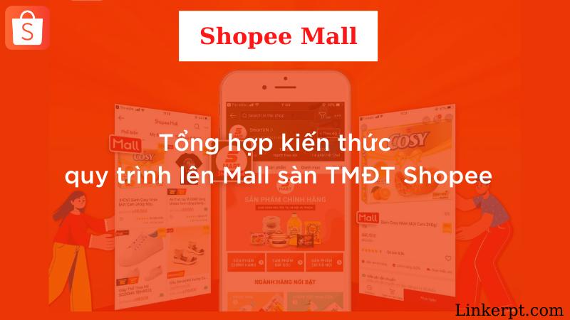 Quy trình đăng ký shopee mall