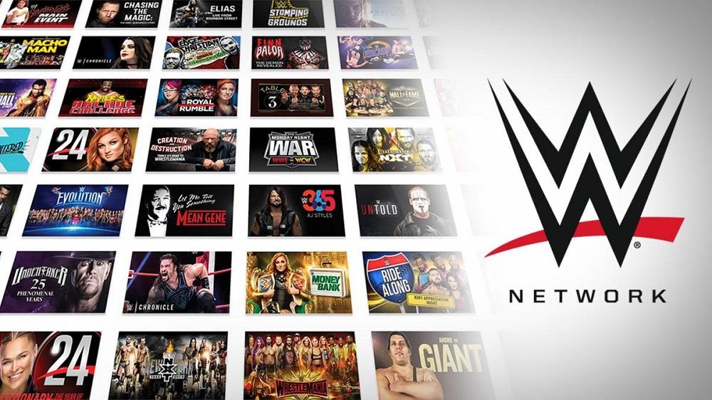 Kho video hay tại WWE