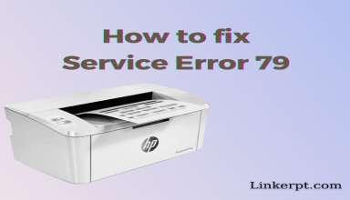 Mô tả Lỗi dịch vụ 79
