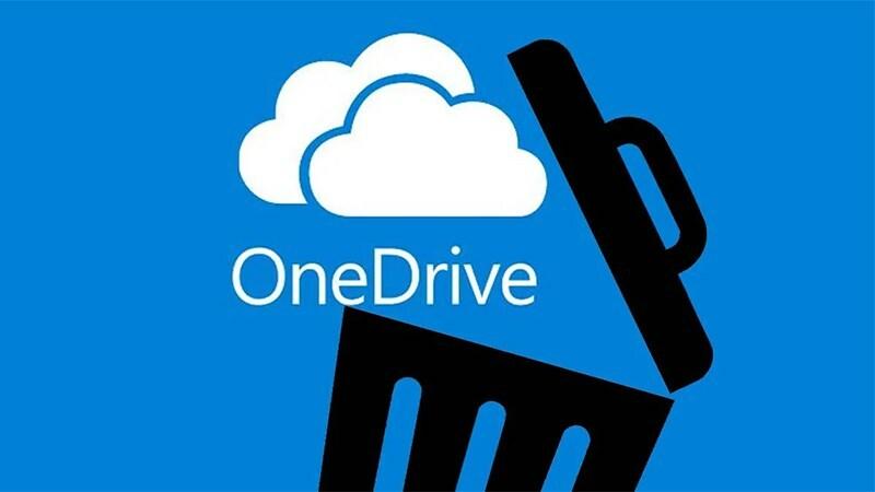 Cách hủy liên kết, loại trừ hoặc xóa một thư mục khỏi OneDrive